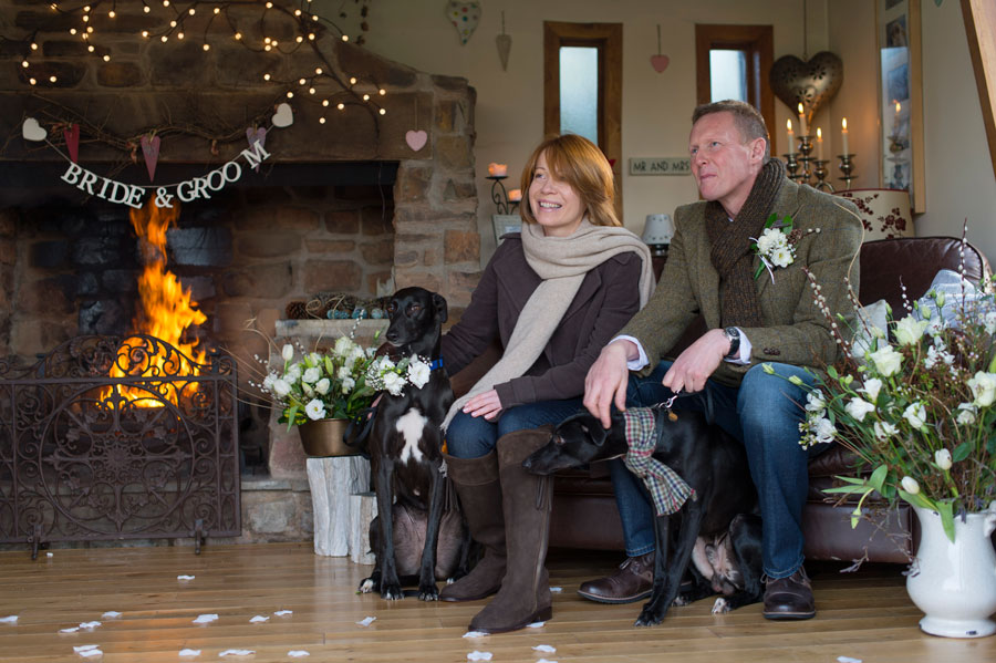 Dog Friendly Elopement Packages